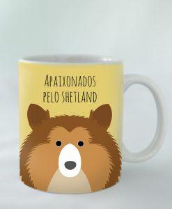 Caneca-pastor-shetland-marrom-amarelo