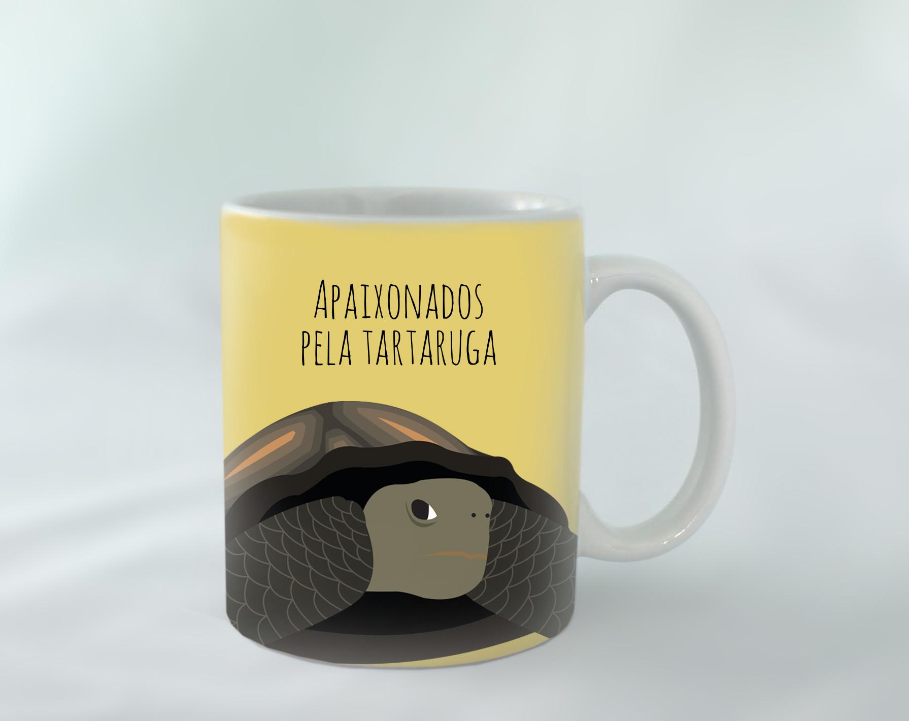Caneca-tartaruga-amarelo