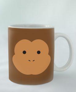 caneca-minimalista-macaco-frente
