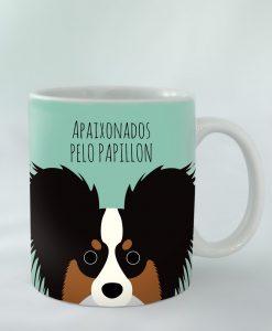 Canecas-Papillon-tricolor-verde